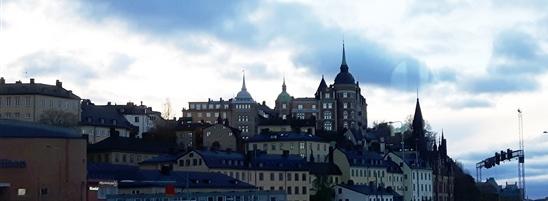 Stockholm februari 2019