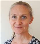 Helena Holmström Strehlenert, utredare på Äldrecentrum